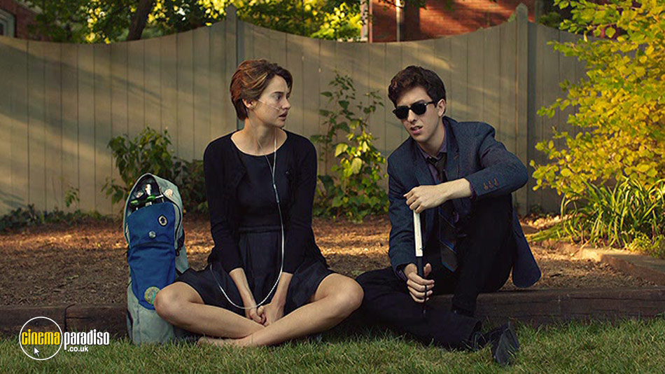 Still from The Fault in Our Stars 1