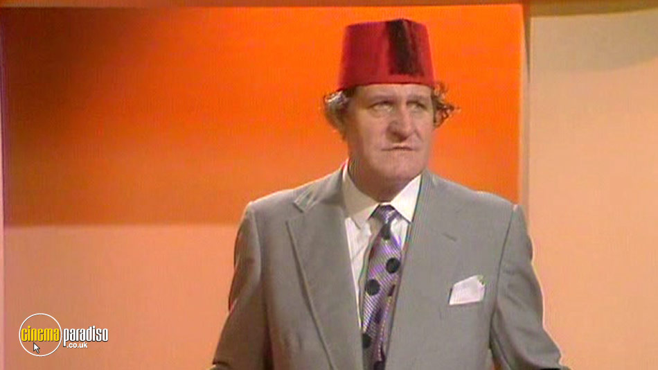 Tommy Cooper: The Missing Pieces online DVD rental