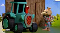 Still #8 from Bob the Builder: Mucky Muck