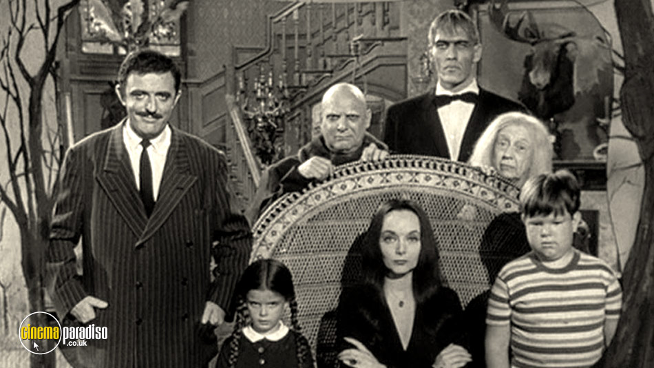 The Addams Family: Series 3 online DVD rental