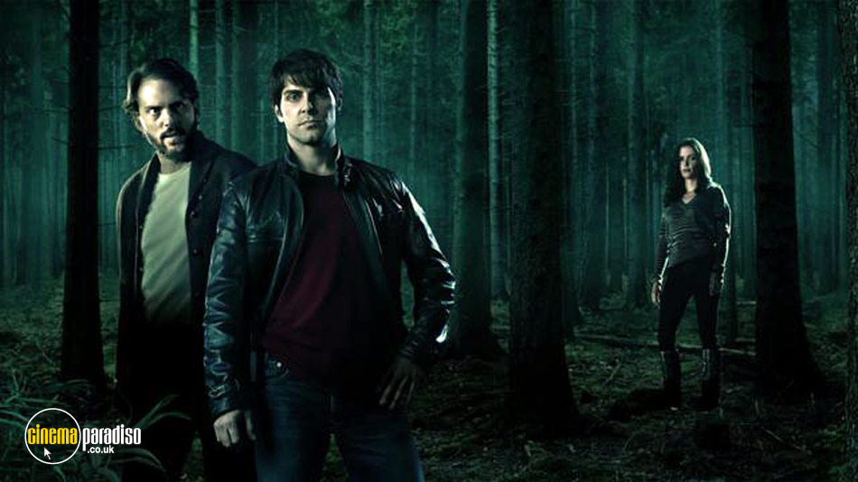 Grimm: Series 2 online DVD rental