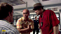 A still #16 from Dexter: Series 1 with David Zayas and C.S. Lee