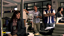 A still #17 from Dexter: Series 1 with David Zayas and Michael C. Hall