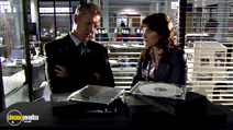 A still #19 from Dexter: Series 1 with Jennifer Carpenter