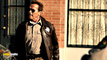 A still #14 from The Last Stand with Arnold Schwarzenegger