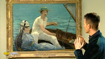 Still #2 from The Impressionists with Tim Marlow: The Collection