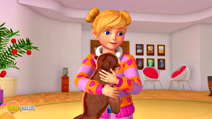 Still #8 from Barbie: A Perfect Christmas