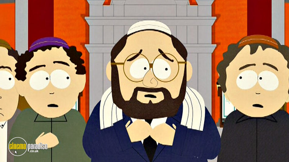 South Park: The Passion of the Jew online DVD rental