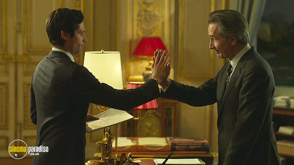 The French Minister (aka Quai d'Orsay) online DVD rental