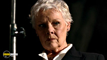 A still #2 from James Bond: Quantum of Solace with Judi Dench