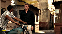 A still #4 from James Bond: Quantum of Solace with Daniel Craig