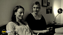 A still #4 from Frances Ha with Greta Gerwig and Mickey Sumner