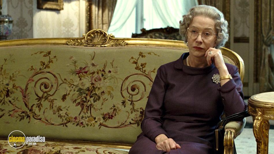 The Queen online DVD rental