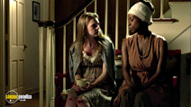 A still #1 from The Last Exorcism Part II (2013) with Ashley Bell and Tarra Riggs