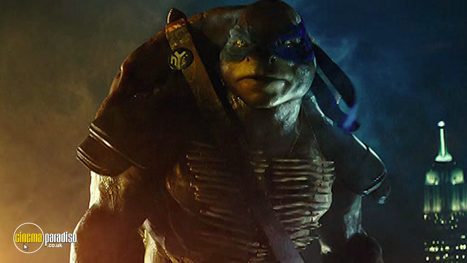 Still from Teenage Mutant Ninja Turtles 1