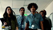 A still #7 from The Call with Halle Berry and Tara Platt