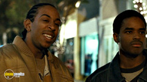 A still #4 from Crash with Ludacris and Larenz Tate