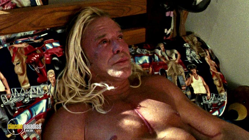 The Wrestler online DVD rental