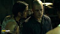 A still #9 from Elysium with Matt Damon