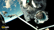 A still #14 from Gravity with George Clooney