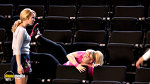 A still #16 from Pitch Perfect with Anna Camp and Rebel Wilson
