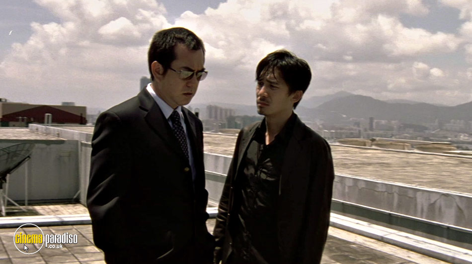 Infernal Affairs 1 (aka Mou Gaan Dou 1) online DVD rental