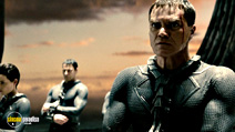 A still #2 from Man of Steel with Michael Kelly