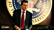 A still #12 from Machete Kills with Charlie Sheen