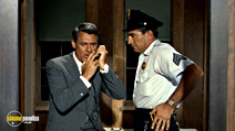A still #6 from North by Northwest with Cary Grant