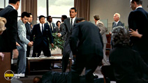 A still #9 from North by Northwest