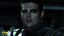 A still #10 from Riddick with Karl Urban