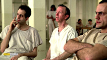A still #4 from One Flew Over the Cuckoo's Nest with Vincent Schiavelli and William Duell