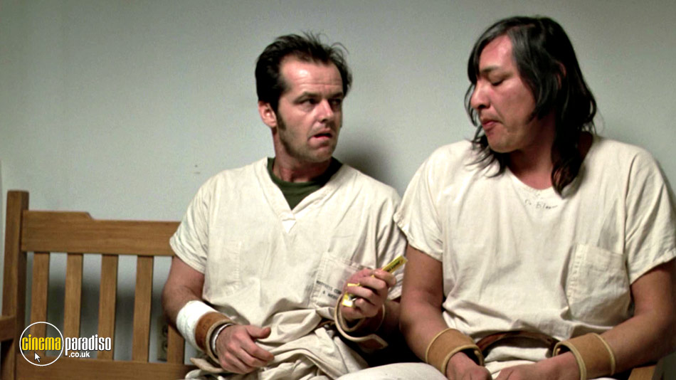 One Flew Over the Cuckoo's Nest online DVD rental