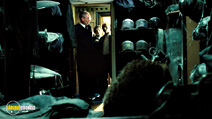 A still #4 from Hot Fuzz with Simon Pegg