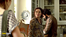 A still #2 from The Mortal Instruments: City of Bones with Lena Headey