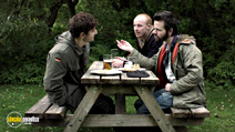 A still #3 from Kelly + Victor (2012) with William Ruane, Julian Morris and Stephen Walters