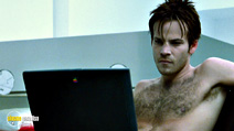 A still #7 from Blade with Stephen Dorff