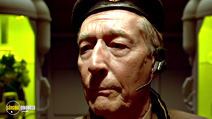 A still #9 from The Fifth Element with John Neville