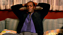 A still #8 from Jackie Brown with Samuel L. Jackson