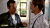 A still #10 from Jackie Brown with Michael Keaton