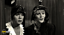 A still #6 from Some Like It Hot with Jack Lemmon and Tony Curtis