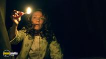 A still #21 from The Conjuring with Lili Taylor