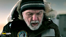 A still #4 from Whiteout with Tom Skerritt