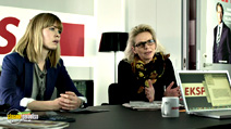 A still #6 from Borgen: Series 2 with Benedikte Hansen and Birgitte Hjort Sørensen