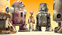 Still #1 from Star Wars: The Clone Wars: Series 5