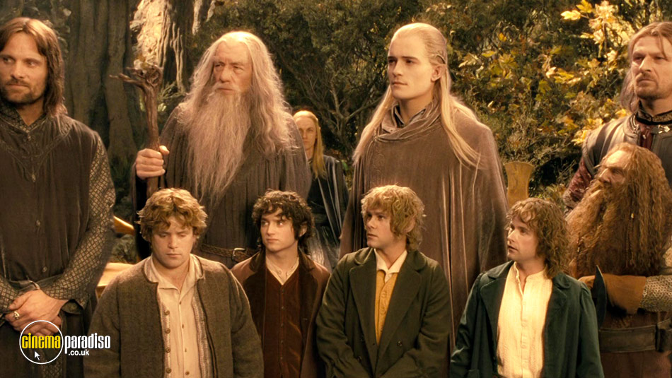 The Lord of the Rings: The Fellowship of the Ring: Extended Cut online DVD rental