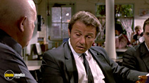 A still #2 from Reservoir Dogs with Harvey Keitel