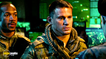 A still #17 from G.I. Joe: Rise of the Cobra with Marlon Wayans and Channing Tatum