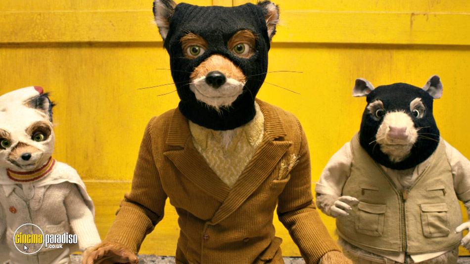 Fantastic Mr. Fox online DVD rental