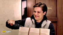 A still #3 from Spider-Man 2 with Tobey Maguire